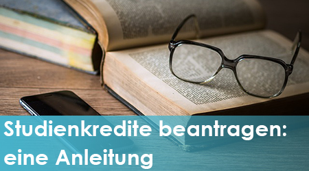 Studienkredit beantragen